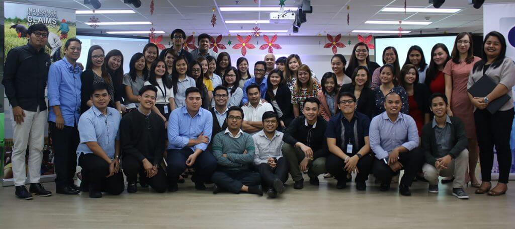 Pioneer Microinsurance team